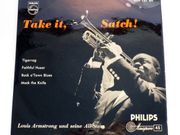 Schallplatte Louis Armstrong - Take it