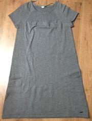 Graue Tunika Longshirt Gr 38