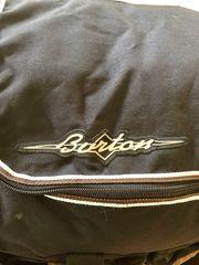 Burton Reisetasche mit Rucksack Burton