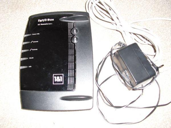 Fritzbox 7330 1 1 HomeServer