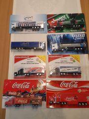 LKW - Modelle Sammlung