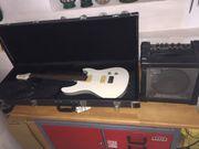E-Gitarre Yamaha RGX A2 Roland
