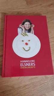 Hannelore Elsners Lieblingsrezepte Kochbuch