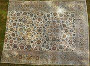 Orientteppich Kaschan Keschan Kashan antik