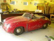 1954 Porsche Pre A Cabriolet