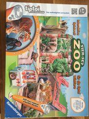 Tip Toi Tier-Set Zoo Spiel