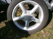 4x Alufelgen inklusive Reifen Ford