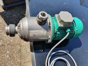 WILO Pumpe Hochdruck Kreiselpumpe MHI405
