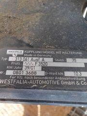 Anhängerkupplung Westfalia Automotive