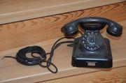Telefon mit Wählscheibe 1954 Post