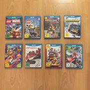 Nintendo Wii U Spiele Top