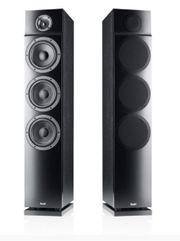 Paar Boxen Lautsprecher Teufel t500