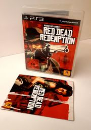 Red Dead Redemtpion PS3