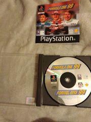 PS1 Formula one 99