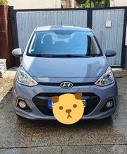 Hyundai i10 mit viel Ausstattung