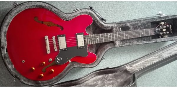Epiphone Dot Gibson ES335-style Epiphone-Koffer