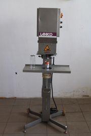 Lanico Dosenverschluss-Maschine V110S funktionstüchtig