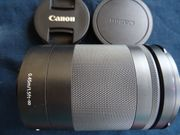 Canon Zoomobjektiv EF-M 18-150mm F3