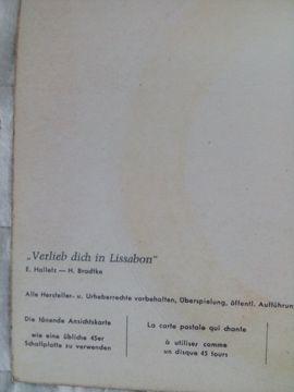Bild 4 - 2 x Wiesbaden Postkarte Schallplatte - Heidenrod