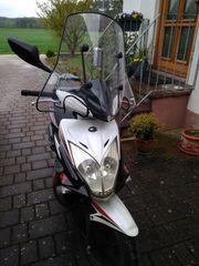 Motorroller Kymco Super 8 125ccm