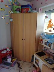 Paidi Kinderzimmer Eckschrank