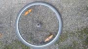 Fahrrad Vorderrad 26 Zoll mit