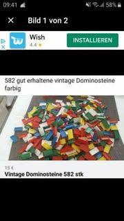 dominosteine 582 stk