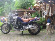Verkaufe Yamaha 750 FZX