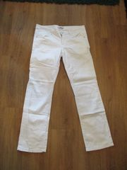 Hose Jeanshose Weiß von ESPRIT
