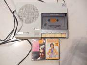 Kassettenrecorder Sony TC 80 inkl