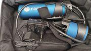 neue Nanight Tech 2 Tank-Tauchlampe