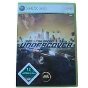 Need for Speed Undercover XBox360-Spiel