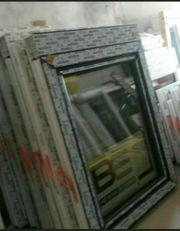 Schücofenster NEU Ornamentglas