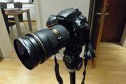 Nikon D 800 Kamera Komplett