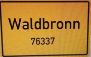 3 Zimmer Wohnung Waldbronn Busenbach