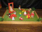 Spielplatz Spielgeräte v Jean Puppen