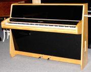 Klavier Schimmel 100 schwarz Ahorn