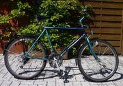 RIXE Herrenrad und Anhänger geschenkt