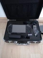 Sony PSP inkl Zubehör und