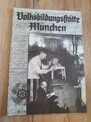 Volksbildungsstätte München 1938