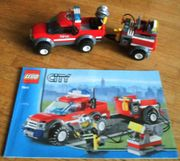 LEGO City Feuerwehr Pick-Up Truck