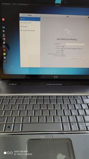 Notebook HP Pavilion dv7