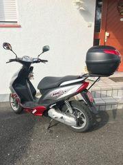 Motorroller Yamaha CS50 Type SA