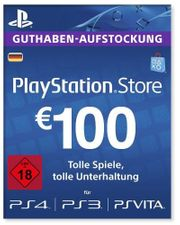 --- Sony PlayStation Store Guthaben