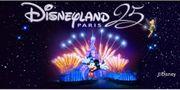 Gutschein für 2 Personen Disneyland