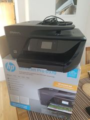 HP OfficeJet Pro 6970 Multifunktionsdrucker