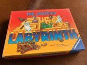 The amazeing Labyrinth - Das verrückte