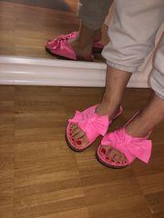 getragene Socken Nylons Slips