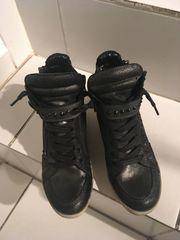 Kennel Schmenger - Sneaker schwarz metallic