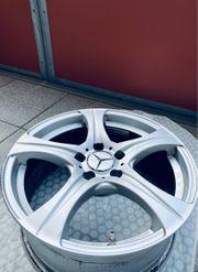 Verkaufe 4 Felgen Mercedes GLA